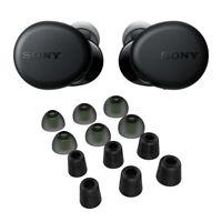 Sony WF-XB700 True Wireless Earbuds with EXTRA BASS (Black) Bundle