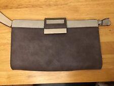 Warehouse clutch handbag