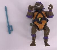 Teenage Mutant Ninja Turtles TMNT 1989 Wacky Action Sewer Swimming Don Donatello