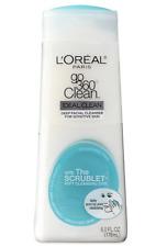 NEW L'Oreal Paris Go 360 Clean, Deep Facial Cleanser for Sensitive Skin
