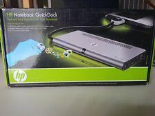 HP Notebook QuickDock HSTNNN-WX05 Laptop Docking Station Brand new