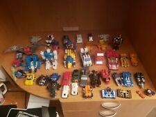 Lot Of Transformer And Gobots(Read Description)