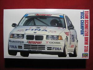 BMW 318i Team Schnitzer BTCC Champion 1/24 Hasegawa British Touring Car Racing