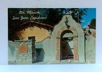 San Juan Capistrano California Mission Postcard