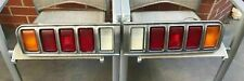 RARE MITSUBISHI 1973 GALANT E SIGMA GL SEDAN GENUINE CHROME LH & RH TAIL-LIGHTS!