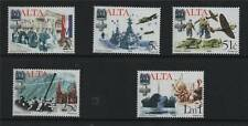 Mint Never Hinged/MNH WWII European Stamps