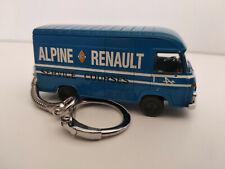 Porte clé camion assistance rallye Alpine Renault Saviem SG2