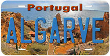 Algarve Portugal Aluminum Novelty Auto Car Tag License Plate P01