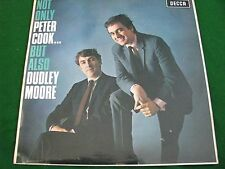 PETER COOK DUDLEY MOORE.. Not Only But Also