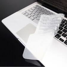FULL SILVER Keyboard Skin Cover Case for Macbook Pro 13