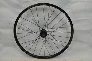 "Bontrager Race Lite Front 26"" MTB Wheel & Hub TLR Disc OLW110 18mm 28S Charity!!"