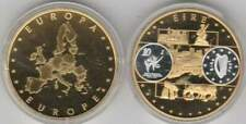 Europa met inlay replica Euromunt : Eire (g037)