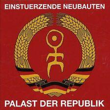 Einst rzende Neubauten - Palast Der Republik [New CD]