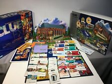 Electronic TALKING Clue FX Hasbro Parker Brothers Mystery Board Game Nice Tested
