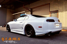 Toyota Supra Ridox RDX Style Rear Fenders +50mm for Wide Body Kit v4
