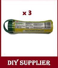3 x Termite Elimination System Bait Rod - Termite Colony Control