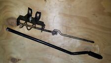 John Deere TRS21 Snow Blower Thrower - Auger Chute Rotation Turning Rod Assembly