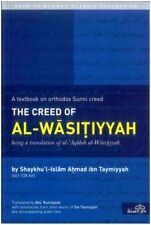 THE CREED OF AL-WASITIYYAH - Shaykh Taymiyyah