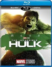 The Incredible Hulk [New Blu-ray]