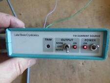 LAKE SHORE CRYOTRONICS Model 110 Current Source 90-125V:0.2A
