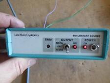 LAKE SHORE CRYOTRONICS Model 110 Current Source 90-125V:0.2A
