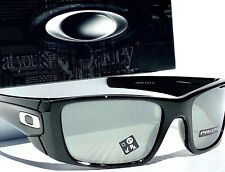 NEW* OAKLEY FUEL CELL Black polished w PRIZM Black Iridium Sunglass 9096-J5