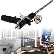 Professional Metal Spray Foam Gun Polyurethane Applicator Insulating Tool