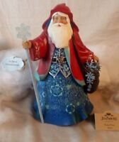 RARE Jim Shore 2016 Father Frost Heartwood Creek Wonderland 4053671