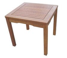 Quadratische Gartentische Aus Holz Gunstig Kaufen Ebay