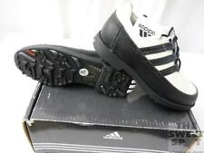 *NEW* Adidas Stripe Competition Women Golf Shoes SIZE 5.5 (Black / White)