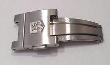 Tag Heuer Mens Grand Carrera GMT Clasp 18.5MM BA0902 WAV5114 FAA032 New Auth