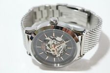 Invicta 25736 Men's Automatic Specialty 3 hand grey dial watch