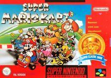 Nintendo SNES Spiel - Super Mario Kart [Classics] mit OVP