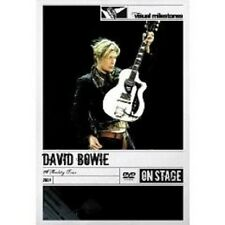 "DAVID BOWIE ""A REALITY TOUR"" DVD 30 TRACKS NEU"