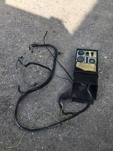 KAESER M22 AIR COMPRESSOR CONTROL PANEL WIRING HARNES SPARE PARTS