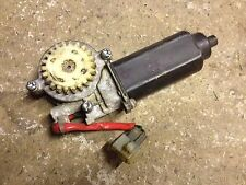 * TOYOTA MR2 Mk1 LEFT ELECTRIC WINDOW MOTOR WITH PERFECT PLASTIC GEAR AW11