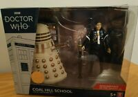 Doctor Who Coal Hill School Action Figure set BNIB Ace Remembrance Of The Daleks