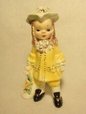 Vtg Josef Originals California Louis Xv Boy Figurine *As-Is*