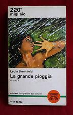< L8 > LA GRANDE PIOGGIA DI LOUIS BROMFIELD VOLUME II