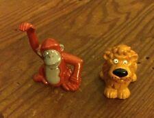 Jasman Lion And Monkey Figure