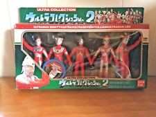 RED HEROS PART  2  SET  COLLECTIBLE FIGURINE TOY NIB SUPER SENTAI JAPAN