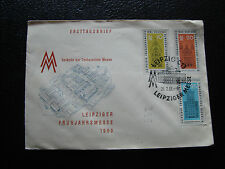 ALLEMAGNE (RDA) - enveloppe 26/2/1963 (cy28) germany