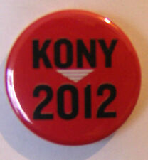 BUY 2 & GET 1 FREE - KONY 2012 - Pin Button badge 25mm - Invisible Children