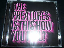 The Preatures Is This How You Feel Australian 5 Track CD EP - New
