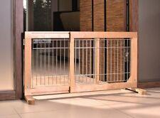 TRIXIE WOODEN DOG BARRIER,Birch Dog Barrier in Pine(3944)