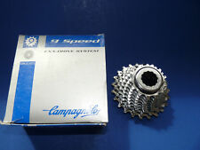 Campagnolo 9 speed cassette 12-21 EXA Drive MK2 Vintage Racing Bicycle new NOS