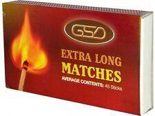 EXTRA LONG MATCHES - BONFIRE FIRES, BBQ'S, CANDLES FIREWORKS