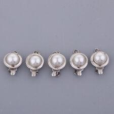 5 Sätze Plug In Perlenverschluss Magnetverschlüsse Magnetverschlüsse