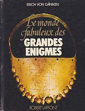 Erich von Daniken. Le monde fabuleux des grandes enigmes. 1974. Mitologia, Cosmo