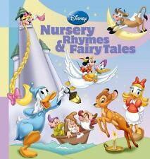 Storybook Collection: Nursery Rhymes and Fairy Tales by Disney Book Group Staff…